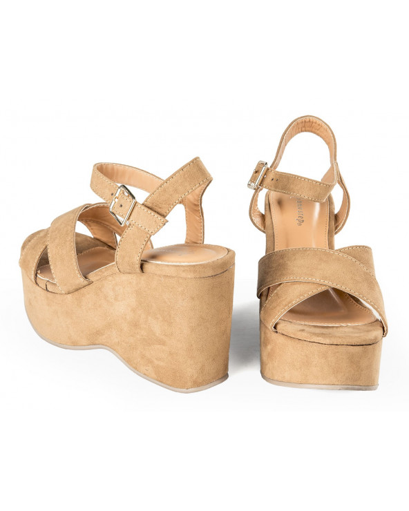 One step sandalias studio 001 camel