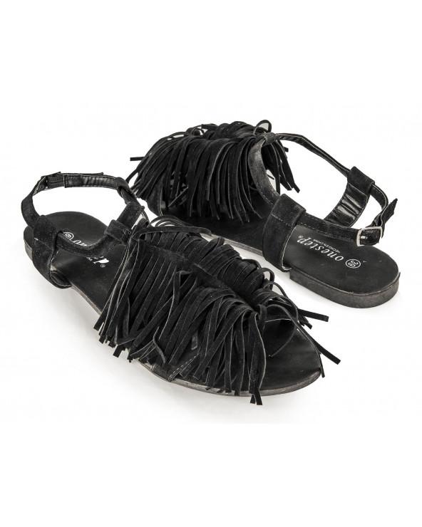 One step sandalias chao 86 black