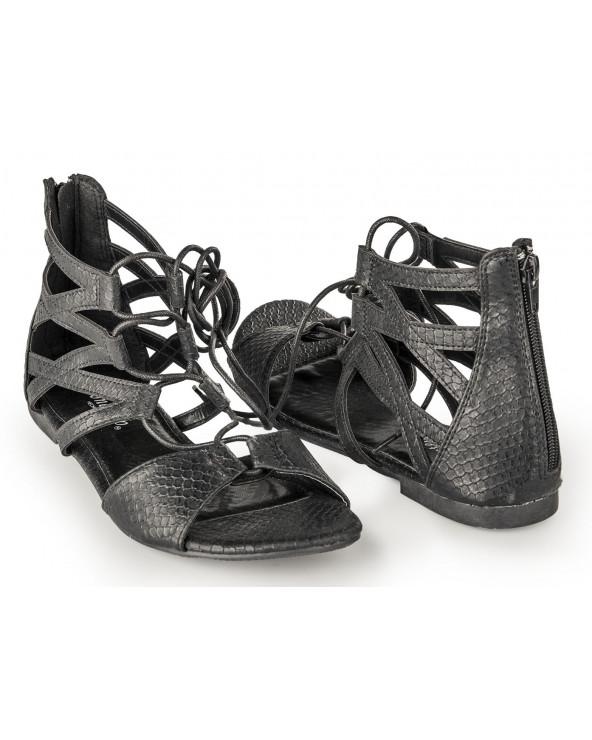 One step sandalias chao 32 black