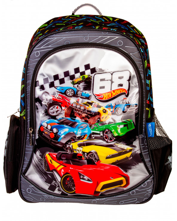 Hot Wheels mochila SM301-HWB17