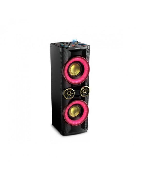 Philips equipo de sonido NTX600. Potencia de sonido  2400 Watts