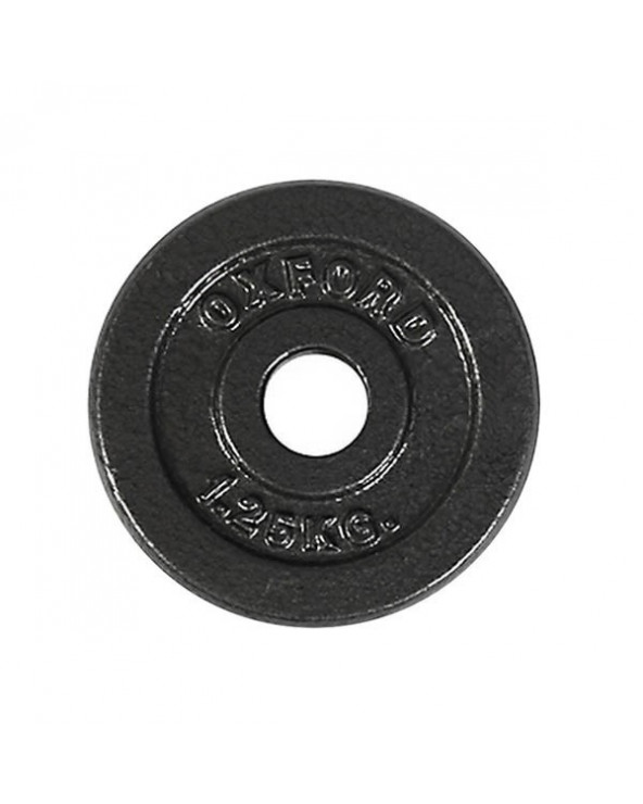 Oxford disco negro FDP0125 de 1,25Kg