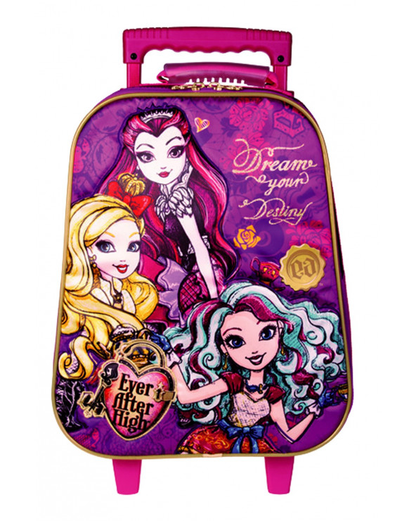 Ever After High Mochila Con Ruedas HK106-EAHA17