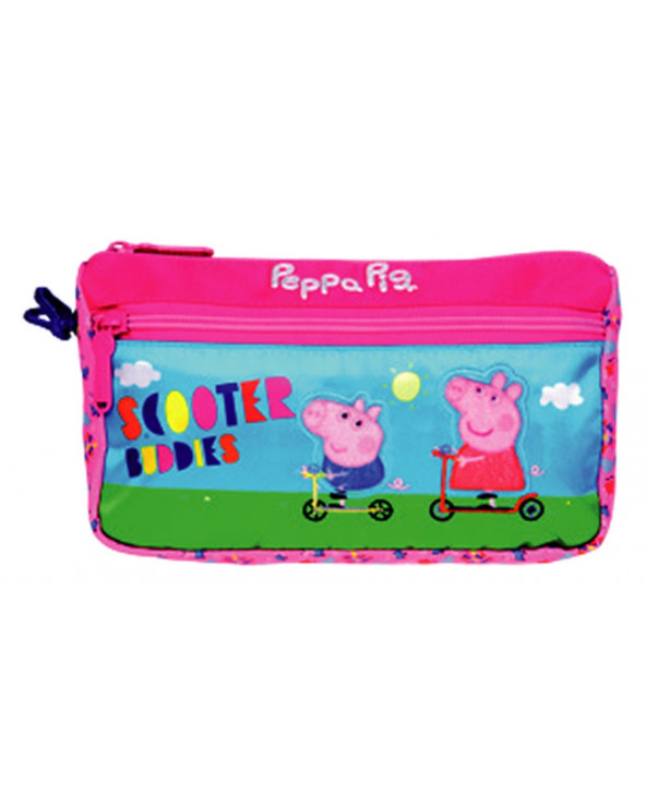 Peppa Pig Cartuchera ST203-PEPB17