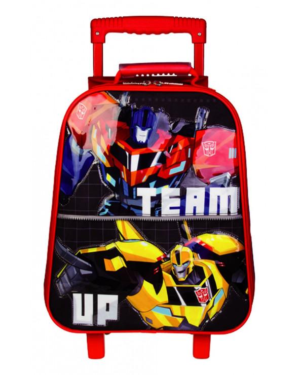 Transformers Mochila Con Ruedas TBA299-TRFC17