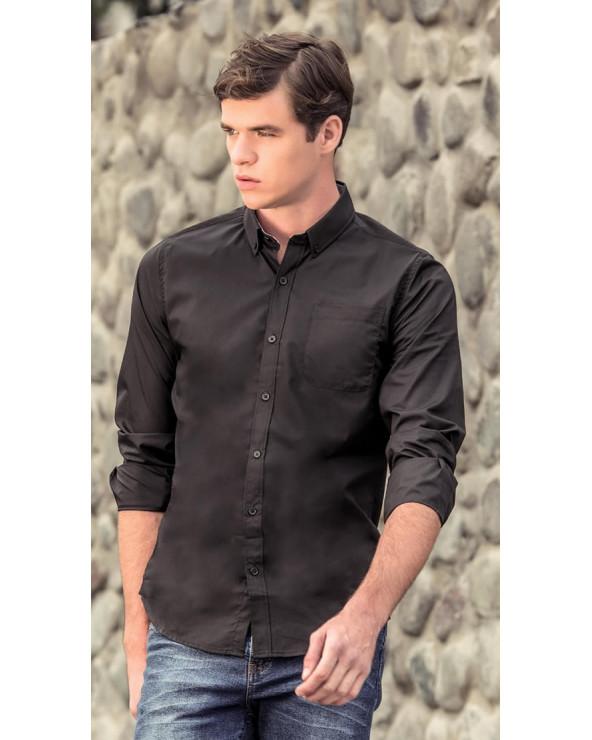 Mechanic Camisa Basurban Negro