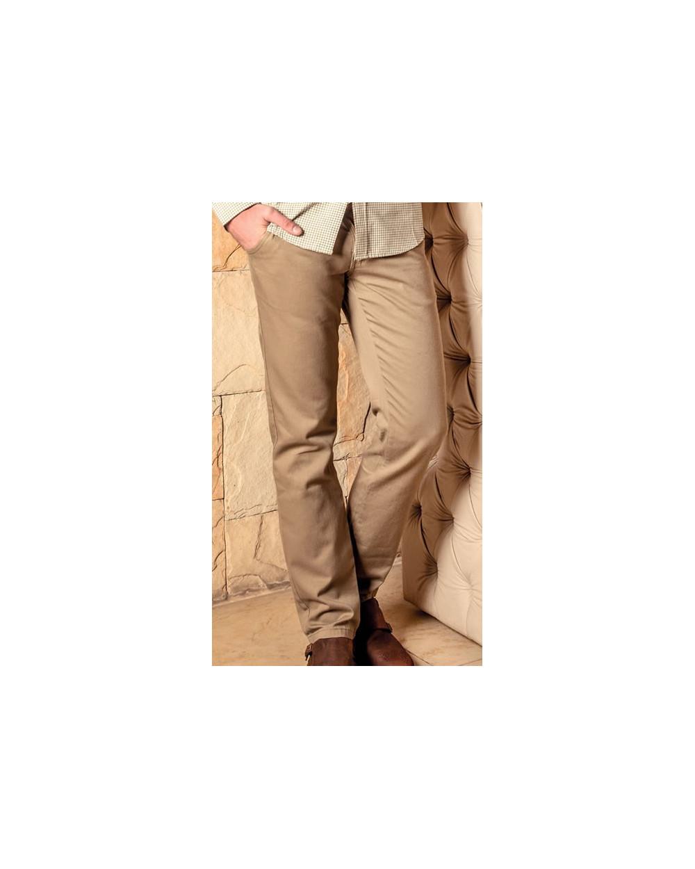 Andre Mercier Pantalon Moises Camel