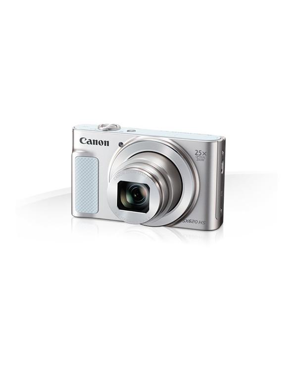 Canon cámara SX620 HS 20.2MPX-Z25X-WIFI-NFC-FHD+SD8GB