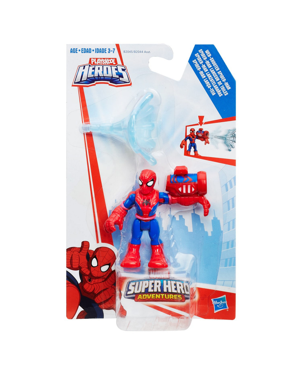 Surtido Super Hero Figura Marvel Adventures ED9I2WHY