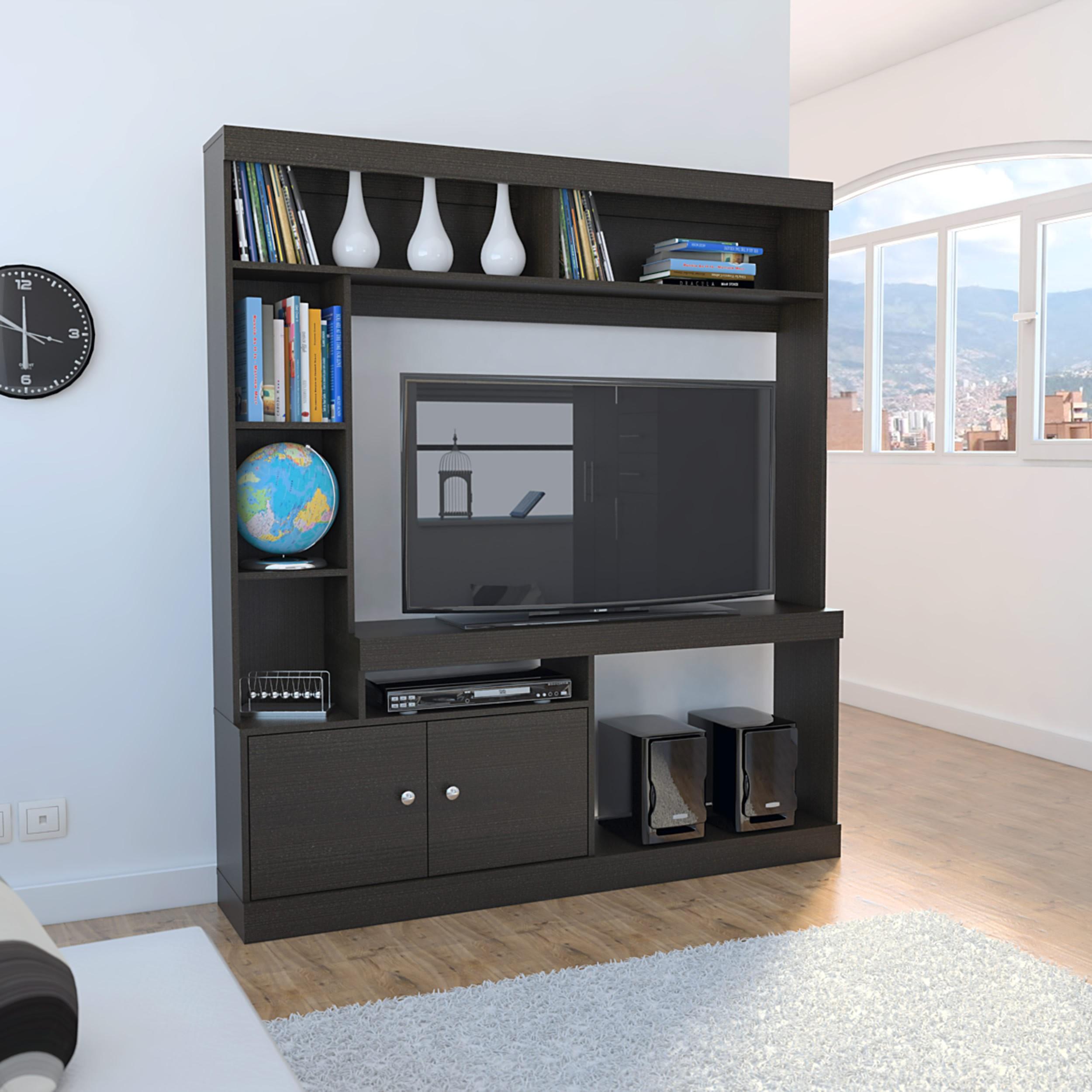 Modelos de muebles para televisor los dos modelos de for Modelos de muebles para tv modernos