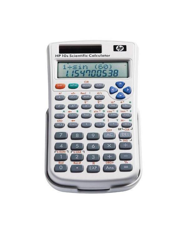 Hp Calculadora Cientifica 10S