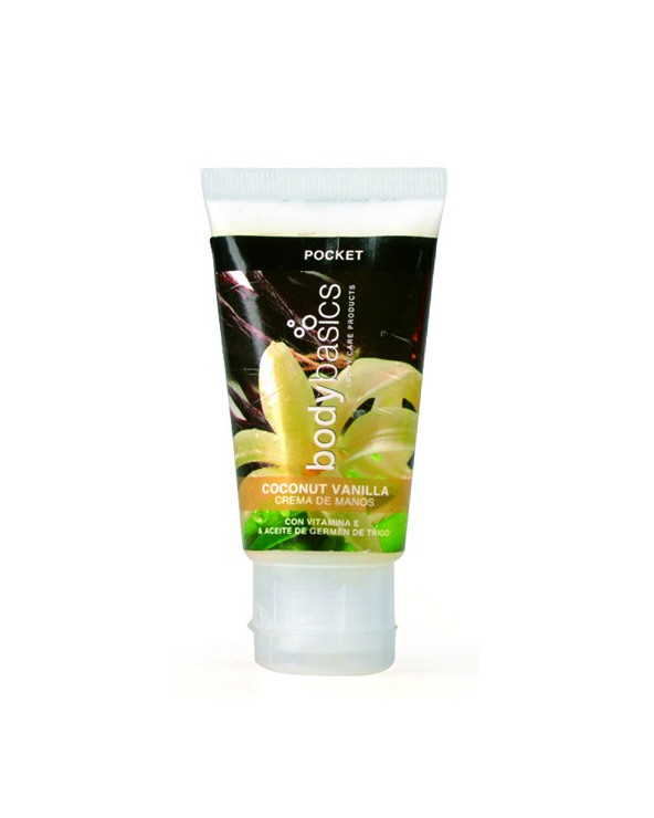Body Basics Crema de Manos 80 ml.