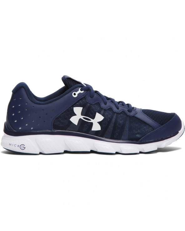 Under Armour Zap Hombre 1266224-410 UA Micro G ASS