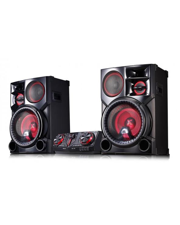 Lg Equipo de Sonido CJ98 - 3500W