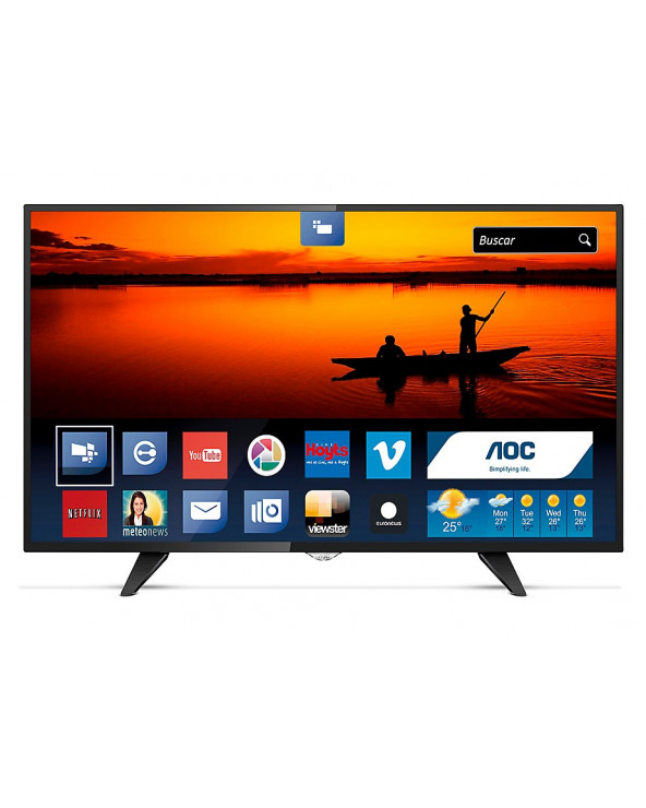 "Aoc Led 49"" FHD Smart LE49S5970 Digital"