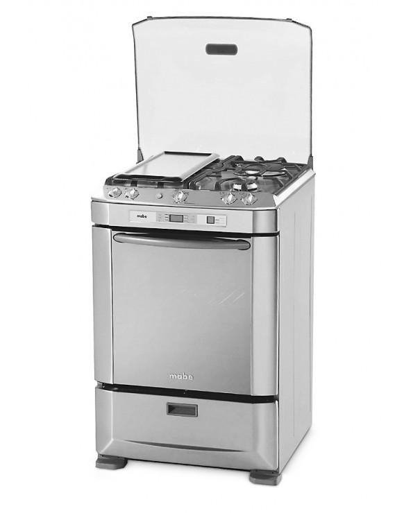 "Mabe Cocina INGENIOUS60DPX0 24"" Inox"