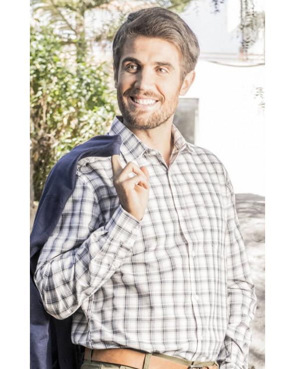 Andre Mercier Camisa ML Chad