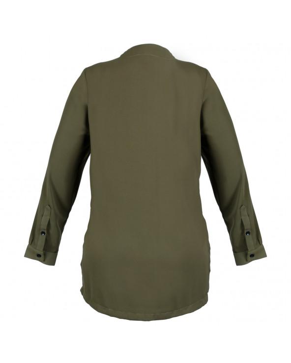 Sassafras Blusa Shirt Samantha