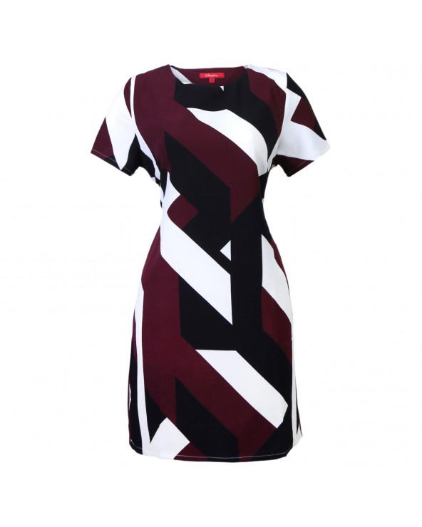 Sassafras Vestido Dress Stella Comb 1