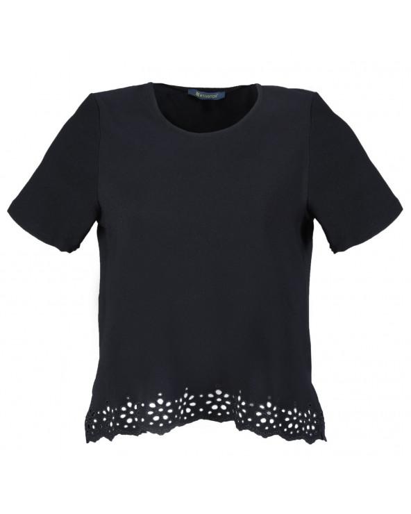 Essence Polo Dama T-Shirt Eve Wine