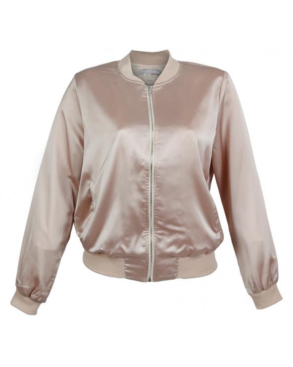 Q´Cool Casaca Agata Gold Pink