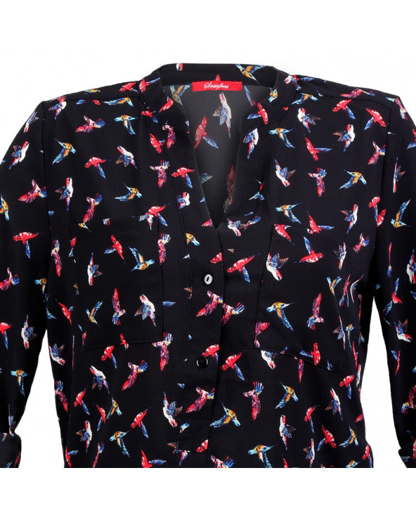 Sassafras Blusa Shirt Tara