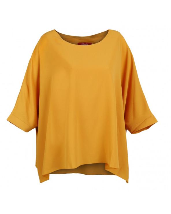 Sassafras Shirt Dama Betty Mustard