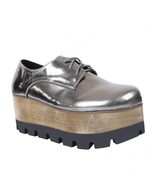 One Step Casual Dama A4137-A1 DK Silver