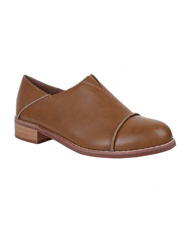 Essence Zapato Dama JF-21 Dark Brown