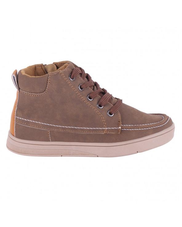 F. Twist Zapato Infantil Casual Niña/o E017 Khaki