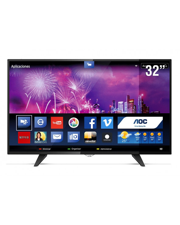 "Aoc Led 32"" HD Smart LE32S5970 Digital"
