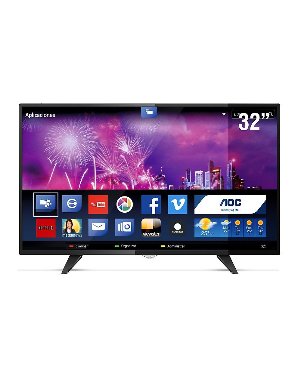 "Aoc Led 32"" HD Smart LE32S5970 Digital"