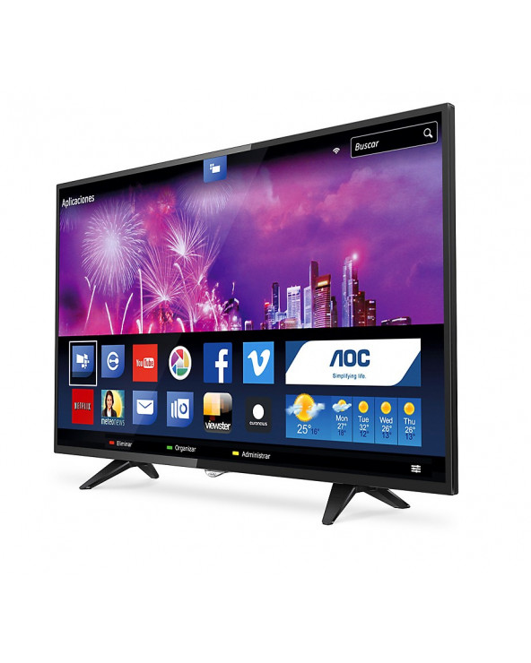 "Aoc Led 32"" HD Smart..."