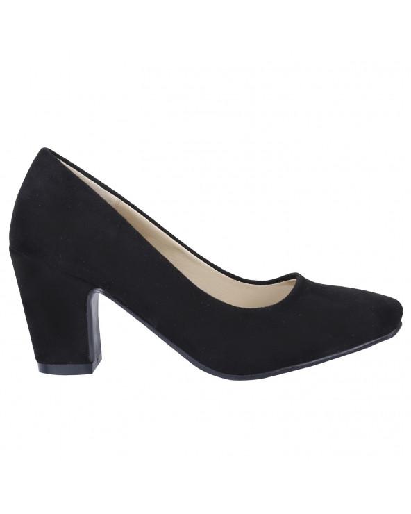 Priority Zapato Dama Vestir GA5063-2 Black