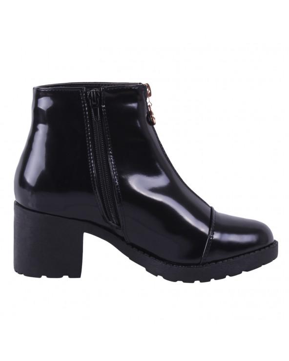 One Step Botín Dama A5028-A2 Black