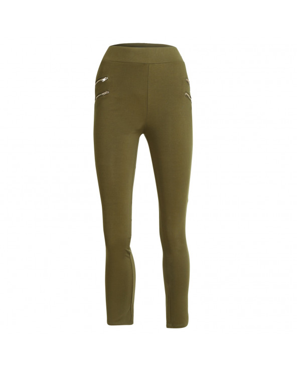 Priority Leggin Paris Green