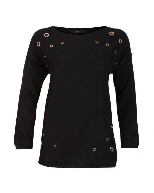 Priority Dama Chompa Sweater Rosalie