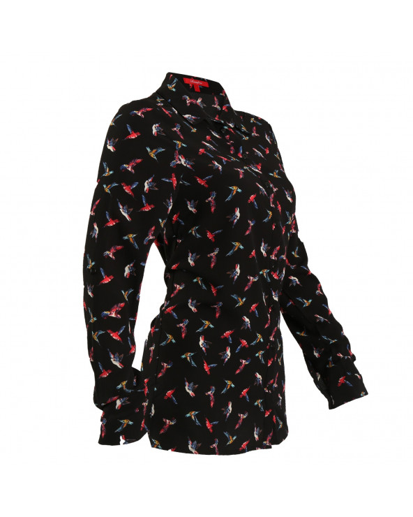 Sassafras Blusa Shirt Sophia