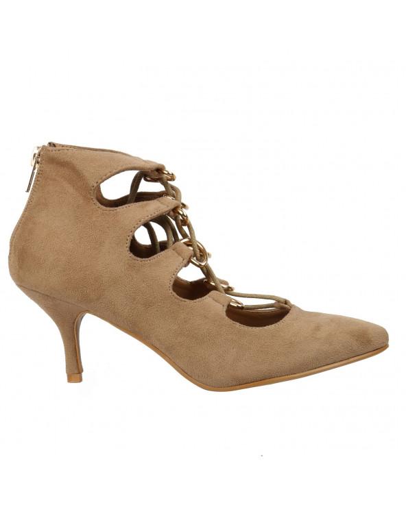 Priority Zapato Dama Vestir A2095-36