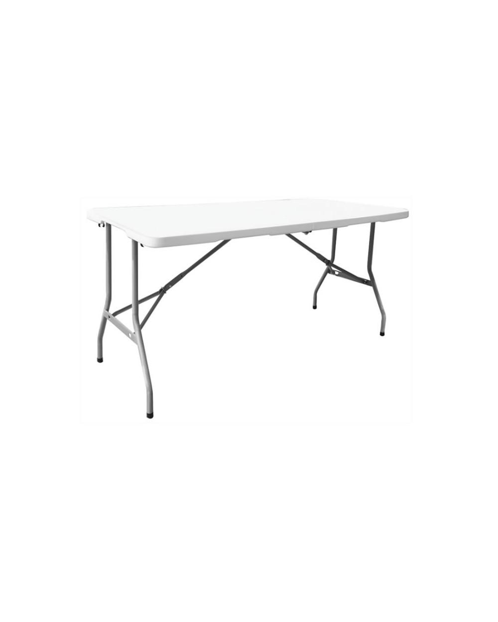 Northwest Mesa Rectangular Plegable Table 180