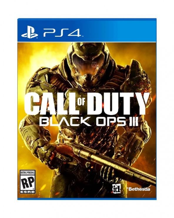Bethesda PS4 Doom