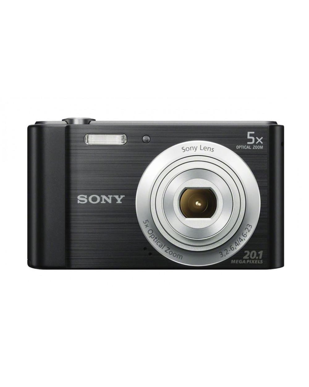 Sony Camara Fotografica DSC-W800 Black