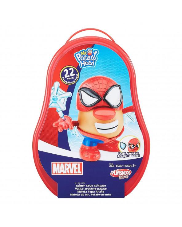 Playskool Mr. Potato Head Marvel - Maleta Spiderman B9368