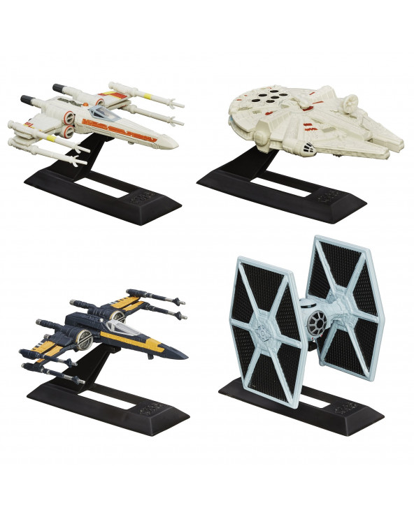 Star Wars SW E7 Black Series Vehicles Multipack B3826