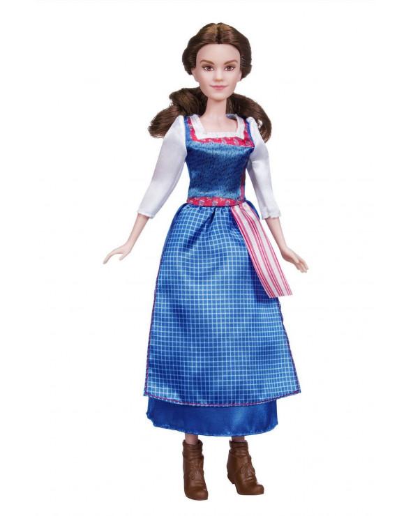 Disney La Bella y La Bestia Vestido De La Aldea De Bella