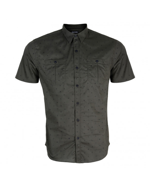 Mechanic Camisa MC Antum Verde