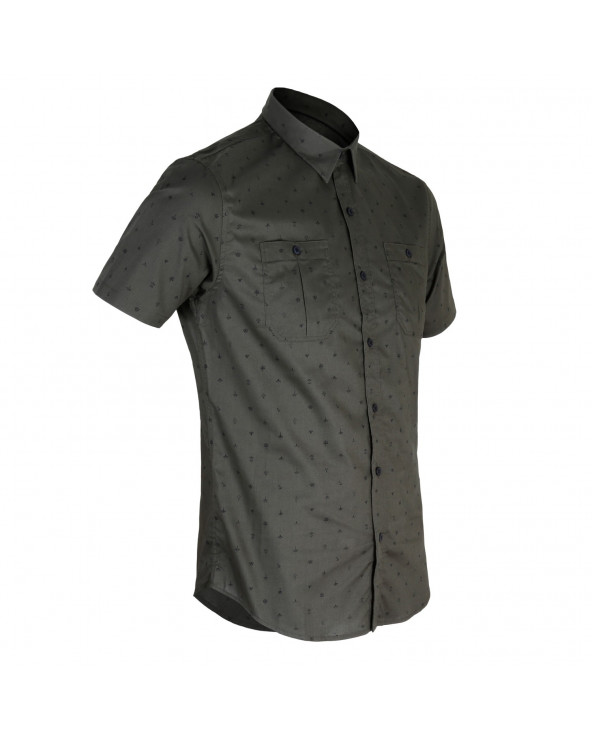 Mechanic Camisa MC Antum