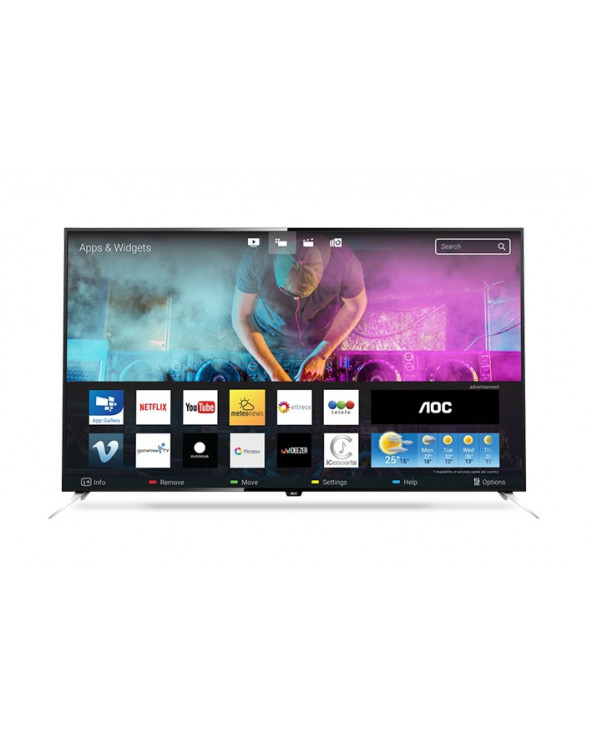 "Aoc Led 65"" UHD Smart LE65U7970 Digital"