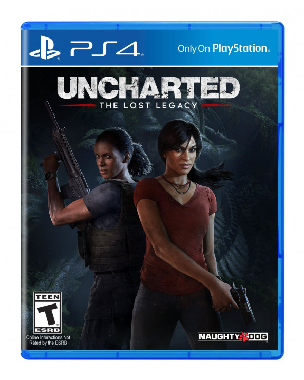 Sony Juego PS4 Uncharted Lost Legacy