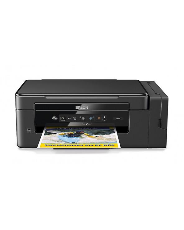 Epson Impresora Multifuncional L395 ECOTANK